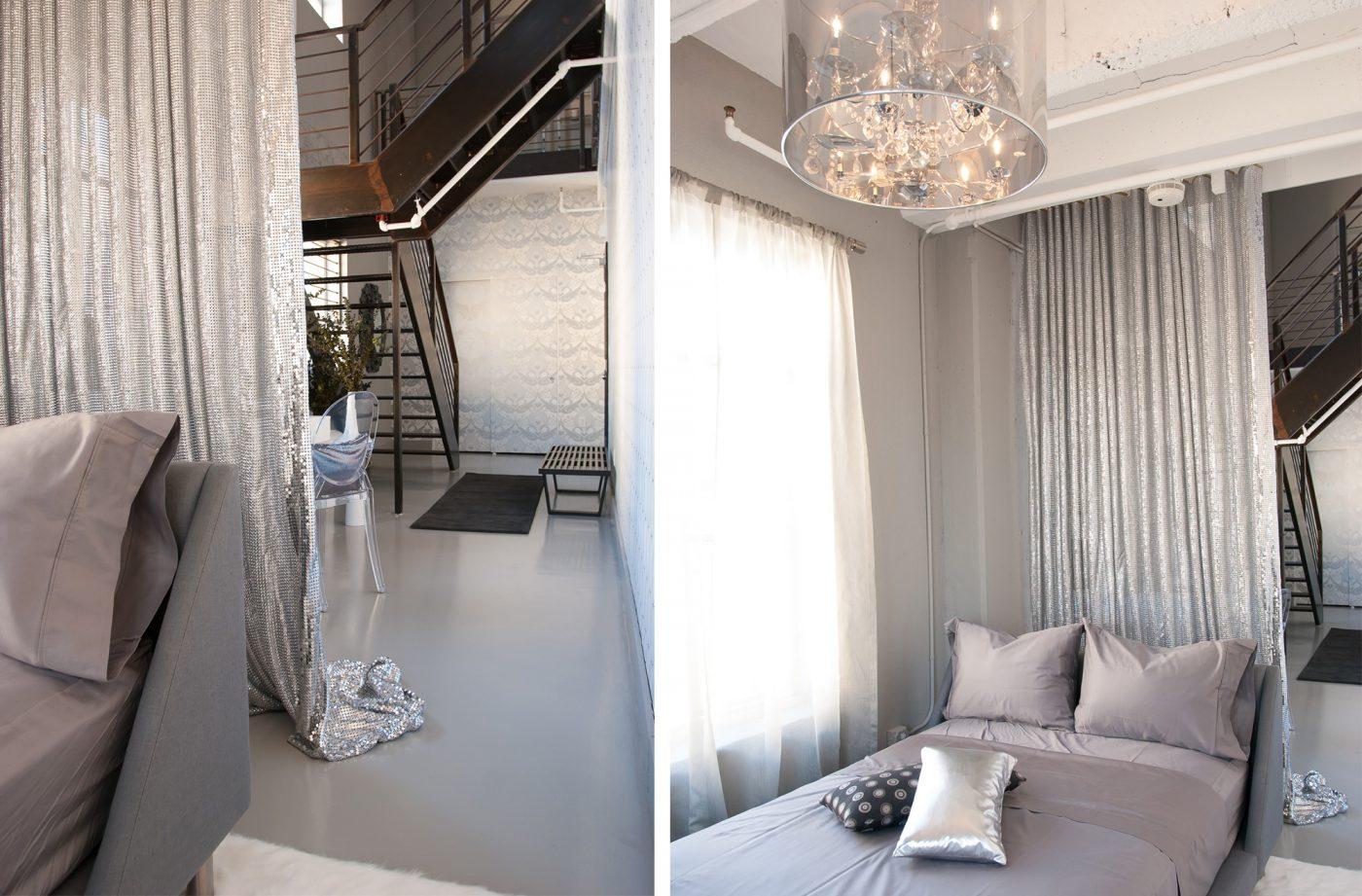Hollywood vine loft tara dudley interiors las vegas for Tara louise interior decoration design