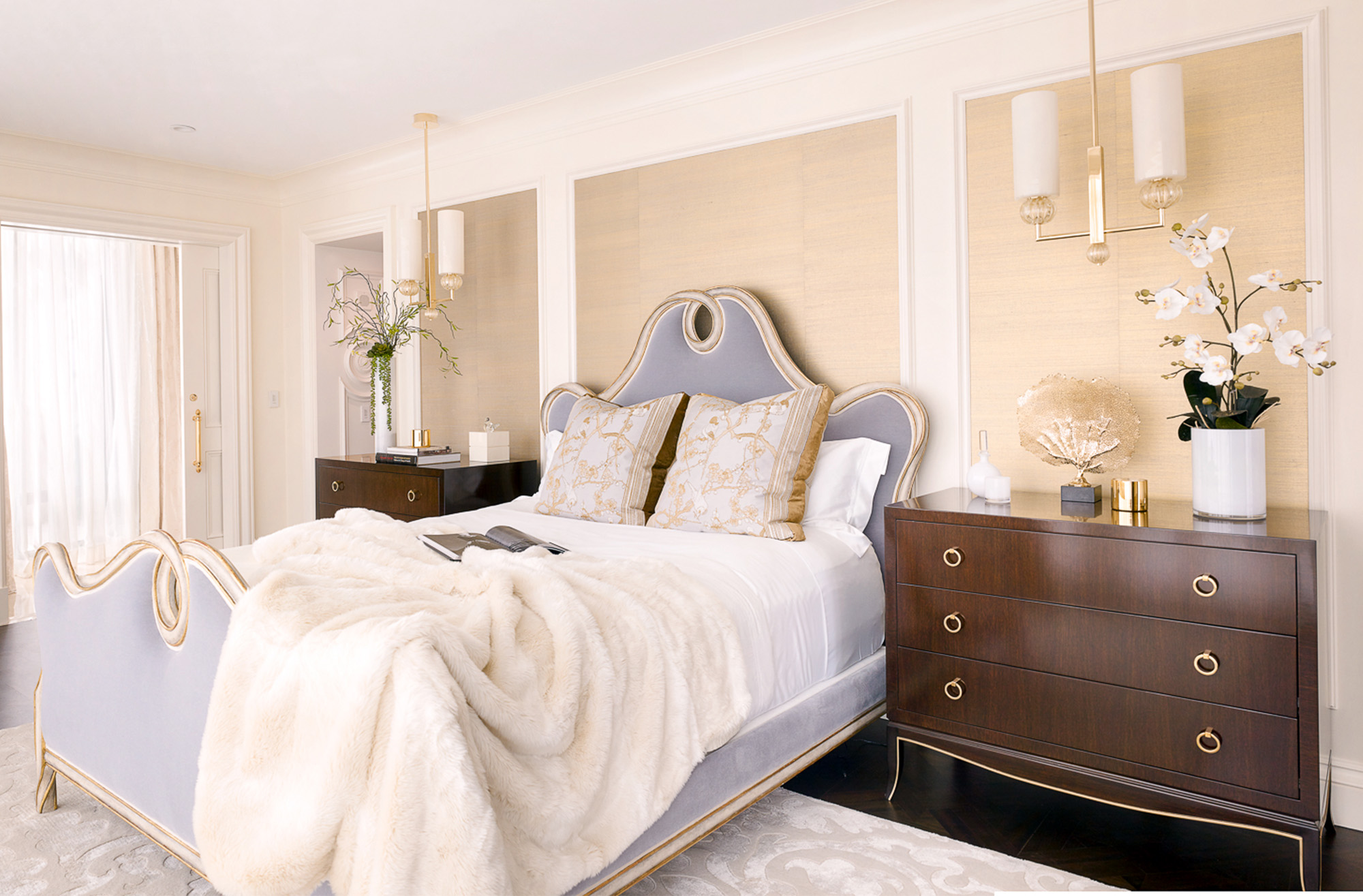 Luxe Glam Master Suite