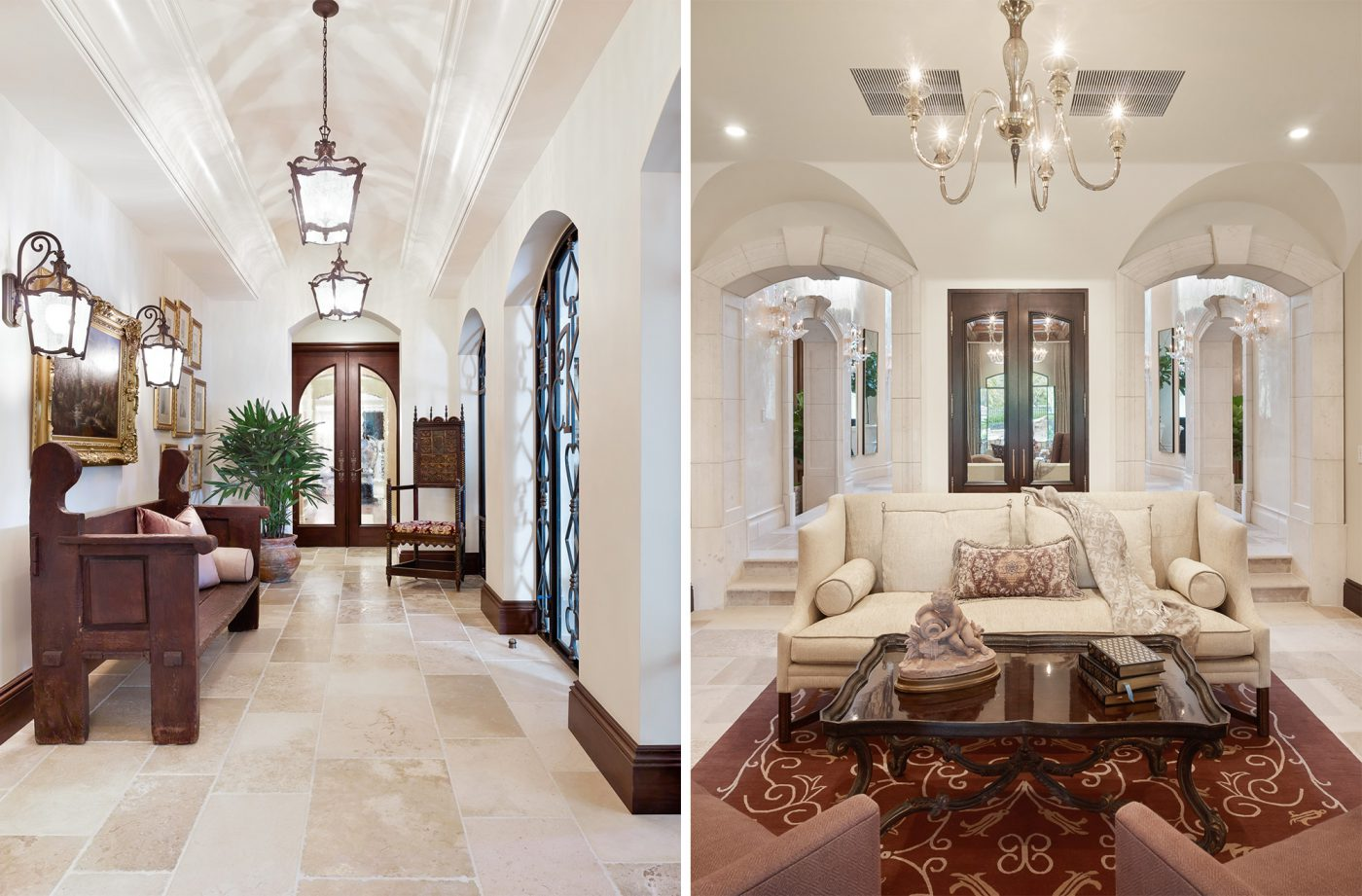 Renaissance revival great room tara dudley interiors for Tara louise interior decoration design