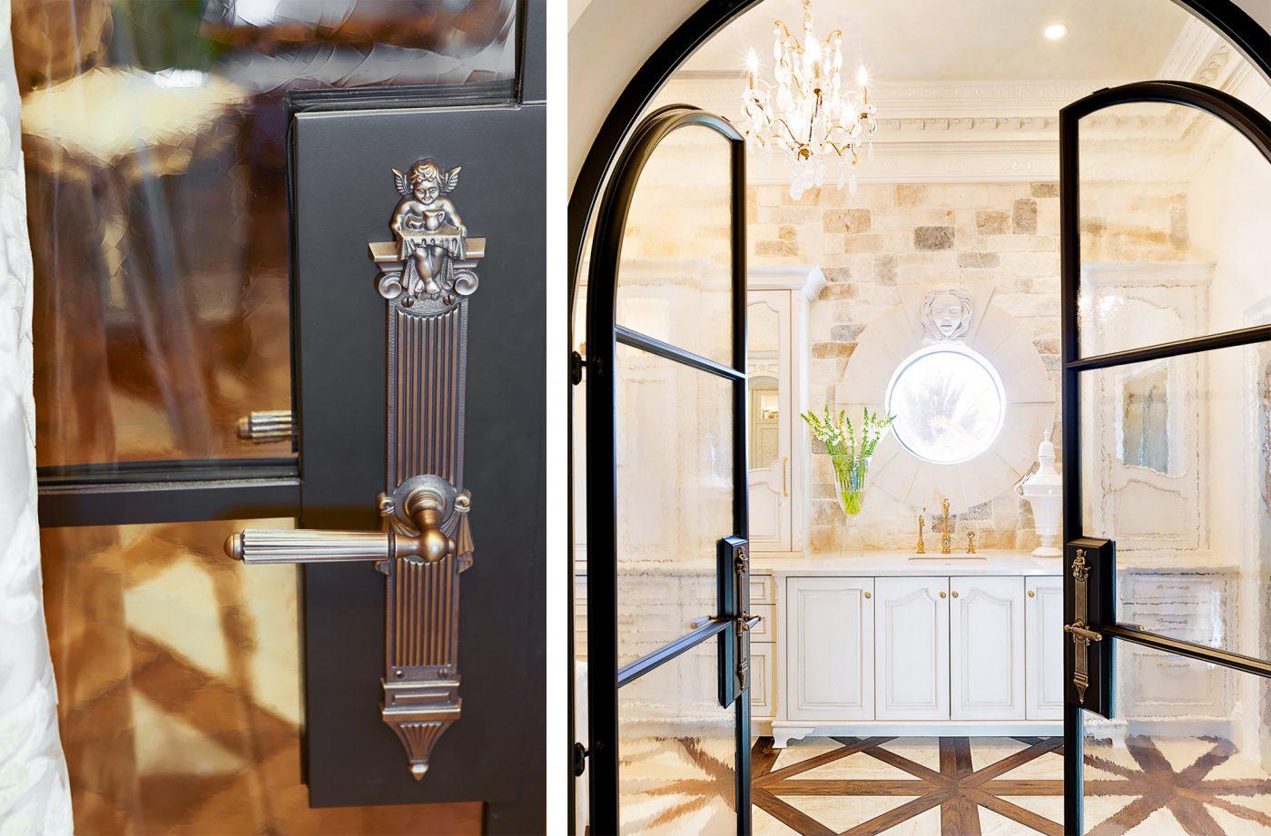 Renaissance revival spa boutique tara dudley interiors for Tara louise interior decoration design