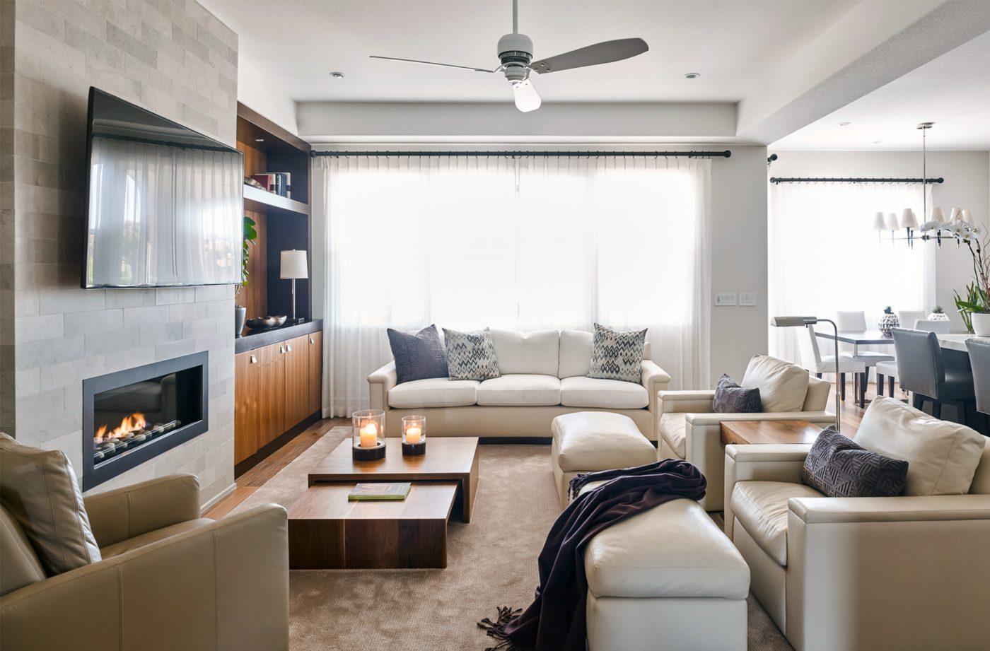 Soft contemporary residence tara dudley interiors las for Soft modern interior design